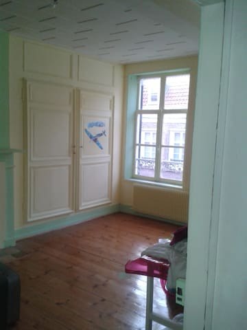 2 Chambres dans maison spacieuse Hondschoote - Hondschoote - House