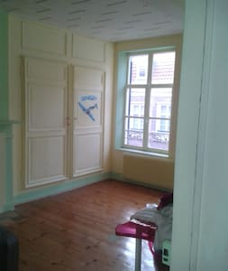 2 Chambres dans maison spacieuse Hondschoote - Hondschoote