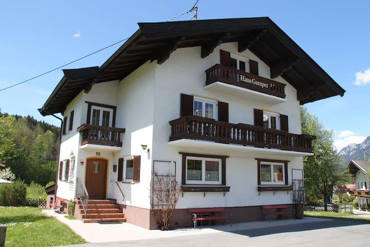 Belle maison de vacances proche pistes de ski à Ellmau