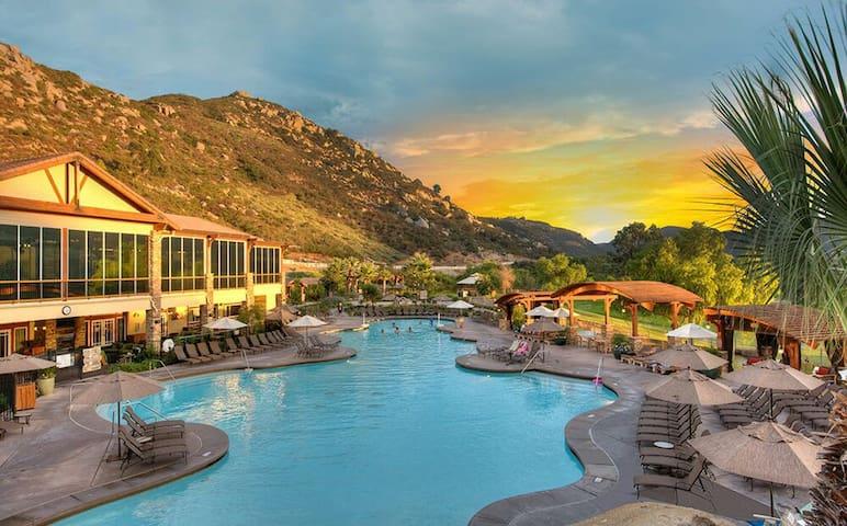 Welk Resort Villas on the Green - Escondido - Villa