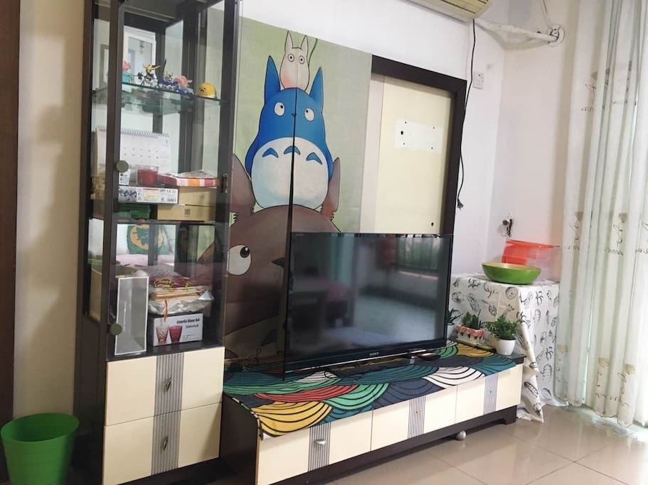 Totoro & 天猫盒子