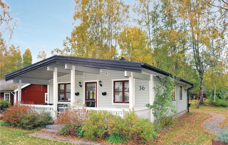 Holiday cottage with 3 bedrooms on 73m² in Källby