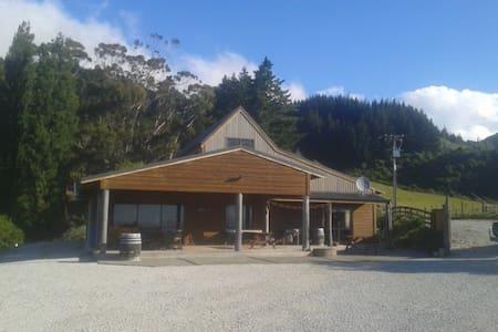 Kowhatu Estate - The Winery - Altro