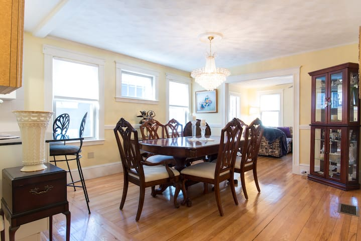 Fabulous Location!!!  10 min-Boston/5min-Cambridge - Watertown - Apartmen