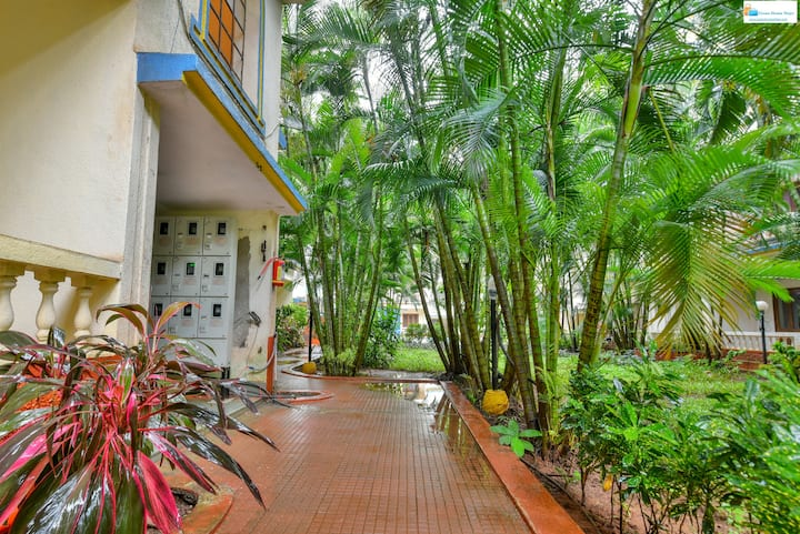 Calangute Lovers Alcove Studio Apartment