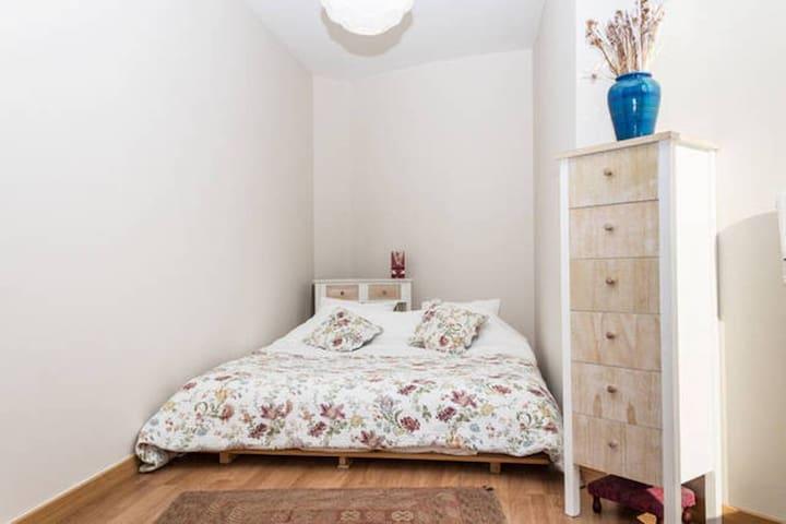 Chambre élégante et spacieuse avec jardin privatif - Saint-Martin-d'Hères - Apartemen