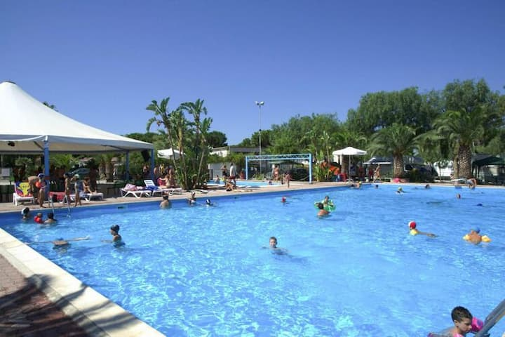4 star holiday home in Ribera