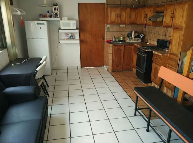 Cozy appt downtown/depa en centro - Morelia - Apartment