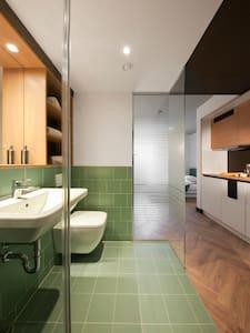 Möbliertes Apartment: München-Parkstadt Schwabing - Múnich - Apartamento