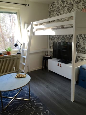 Apartment close to Stockholm city - Solna - Departamento