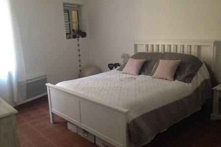 Plein coeur de grasse ! bel appartement spacieux - Grasse - Apartment