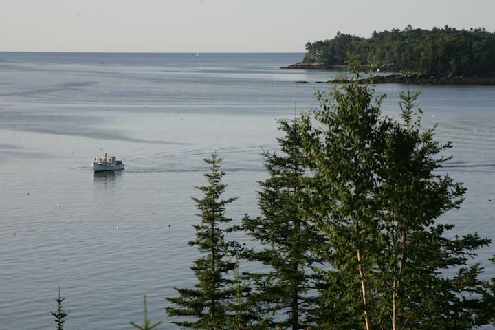 Maine Coast House with Ocean Views