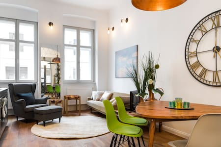 The TUCHOLSKY Residence in MITTE! - Berlijn - Appartement
