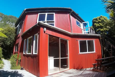 Rata Lodge - Punakaiki - Dom
