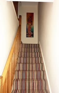 Ensuite double room in beautiful area - Dublin - House - 2