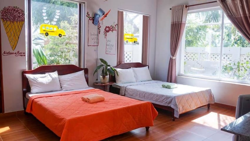 Goc Bien Homestay - Near the beach and Sand dune