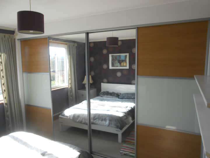 Nice double room close to marina and beach