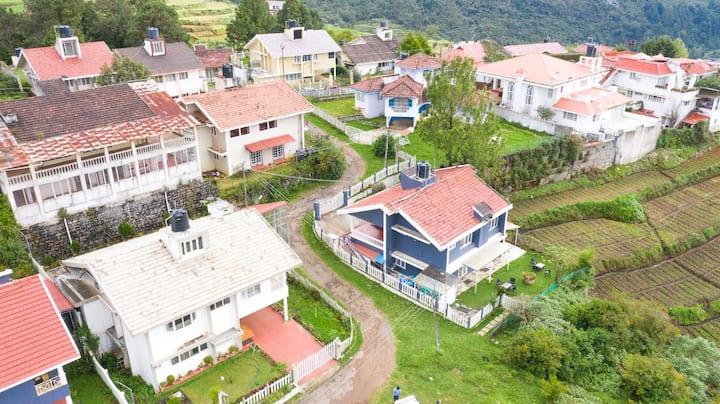 Three Bedroom - Premium Villa with Mountain-View