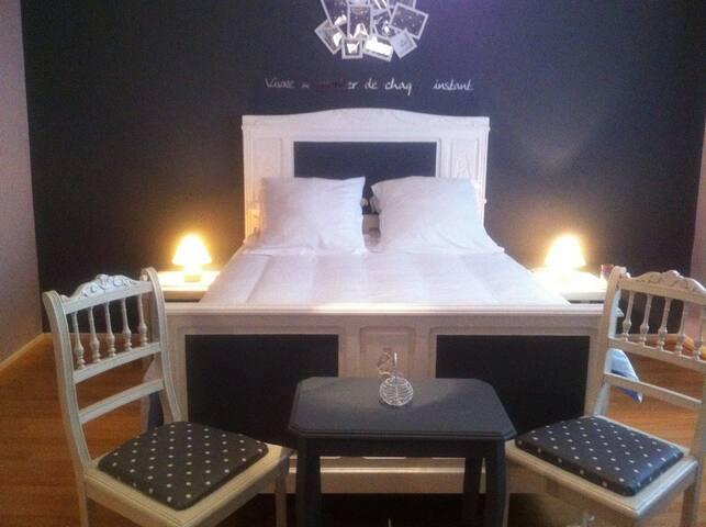 Chambres d'hôtes a VESOUL - Vesoul - House