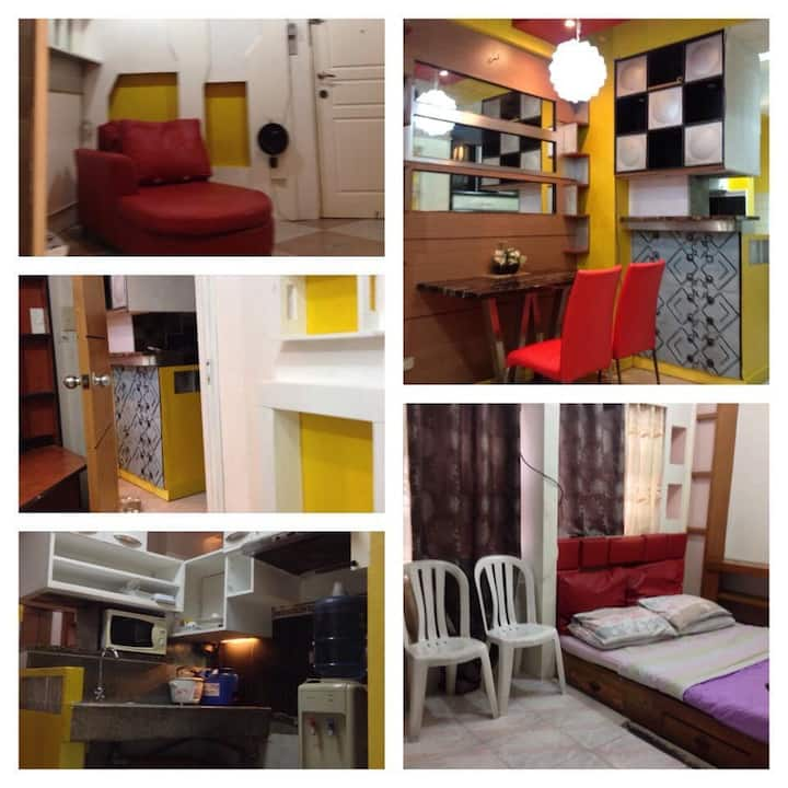 Affordable and comfy lodging