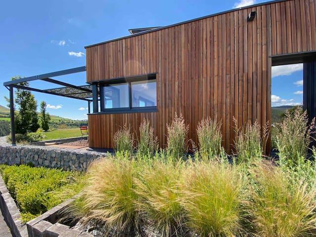 Lozère Montrodat : maison avec vue