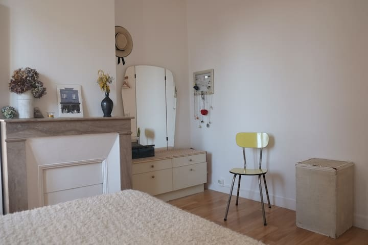 Appartement atelier Nouvelle ville