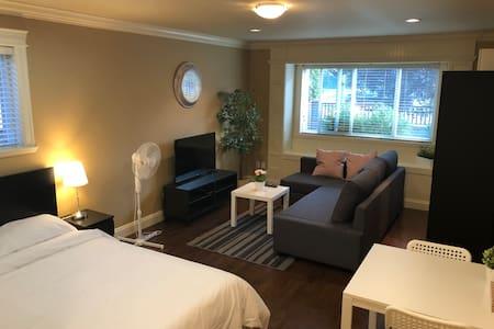 Cozy Private Suite on Ground Floor