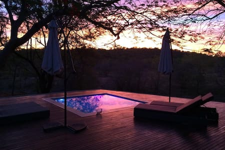 Safari Lodge, Kruger Park S. Africa - 荷兹普鲁伊(Hoedspruit)