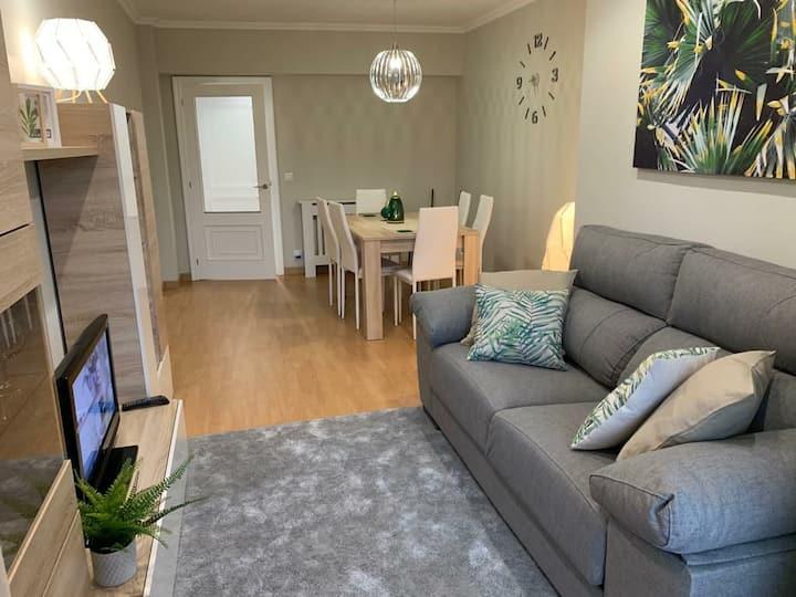 Apartamento Alma. Acogedor piso en Pontevedra.