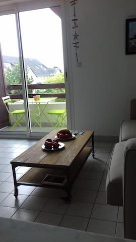 Plein Centre Bourg Sarzeau Appartement 2 pièces