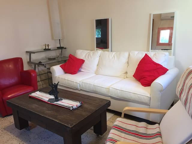 Sweet Quiet Guest Cabin in Ra'anana - Ra'anana - Daire