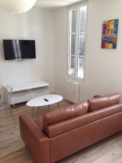Superbe appartement 2*  hyper centre rochefort