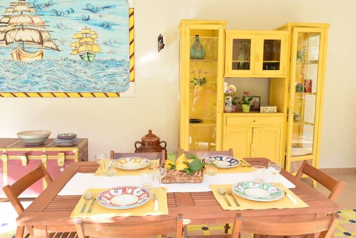 Villamena Apartment, the genuine taste of Minori