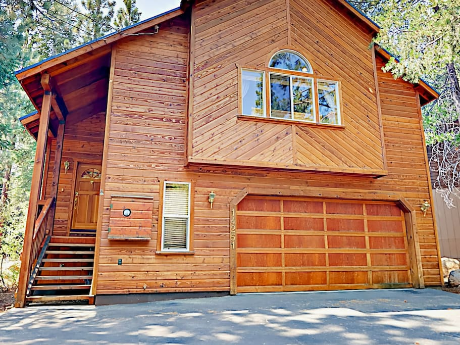 Welcome to Tahoe Donner! Your rental property is professionally managed by TurnKey Vacation Rentals.