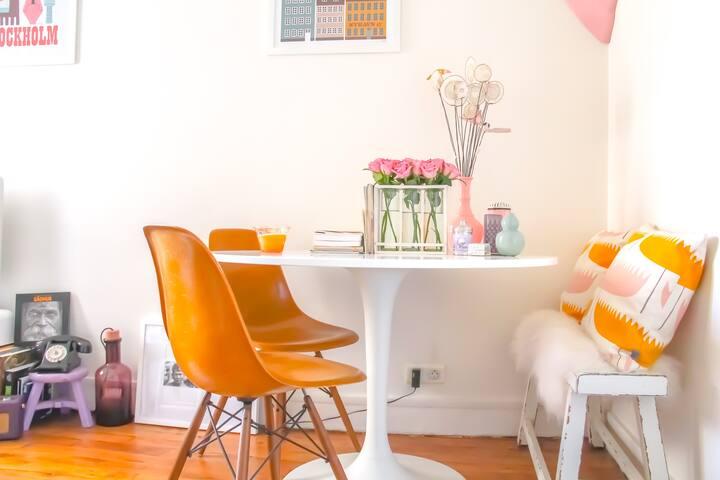 Charming apartment close to the Eiffel Tower - Paris - Apartemen