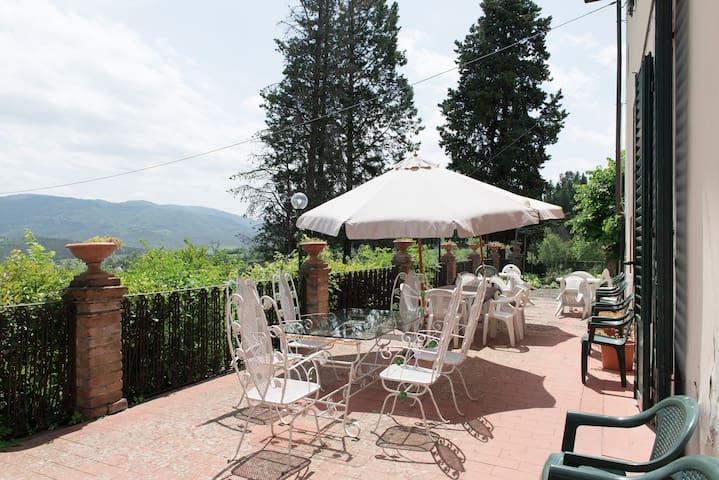 """Villa """" ALDECIMO """" - Greve in Chianti - Villa"""