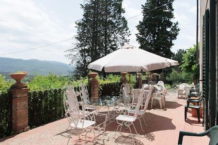 """Villa """" ALDECIMO """" - Greve in Chianti - Huvila"""