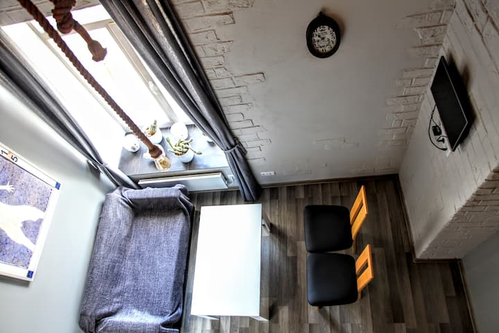 Mini-loft in the City Centre