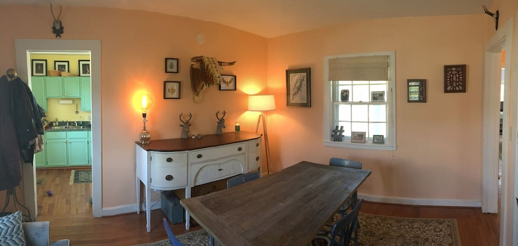 Charming Country Cottage (5 mins from town!) - Charlottesville - Casa