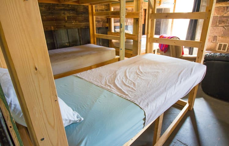 The Station at 19e #6 Bottom Bunk