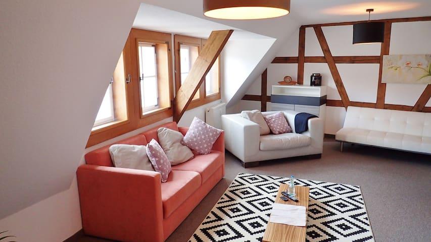 Wohnung in einem historischen Haus