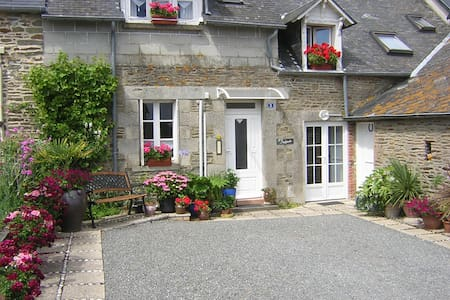 'Dalijalu' Mont St Michel - Beauvoir, Manche - Bed & Breakfast