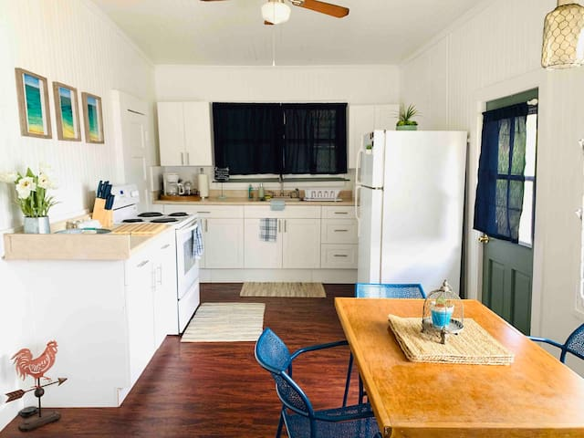 Haleiwa Country Cottage! Best location🌺30 day min