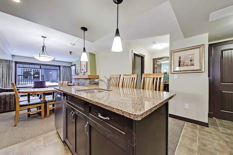 Pigeon Creek Suite Perfect condo in the Rockies