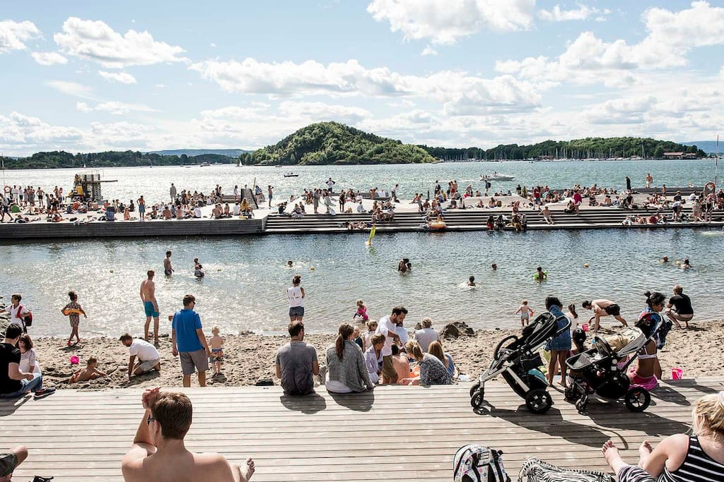 Sørenga Sea Bath