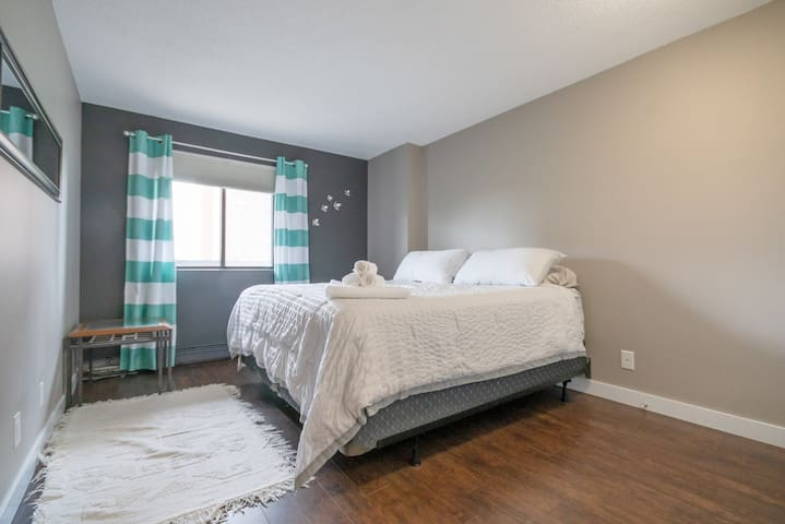 Downtown Condo in the Heart of Saskatoon