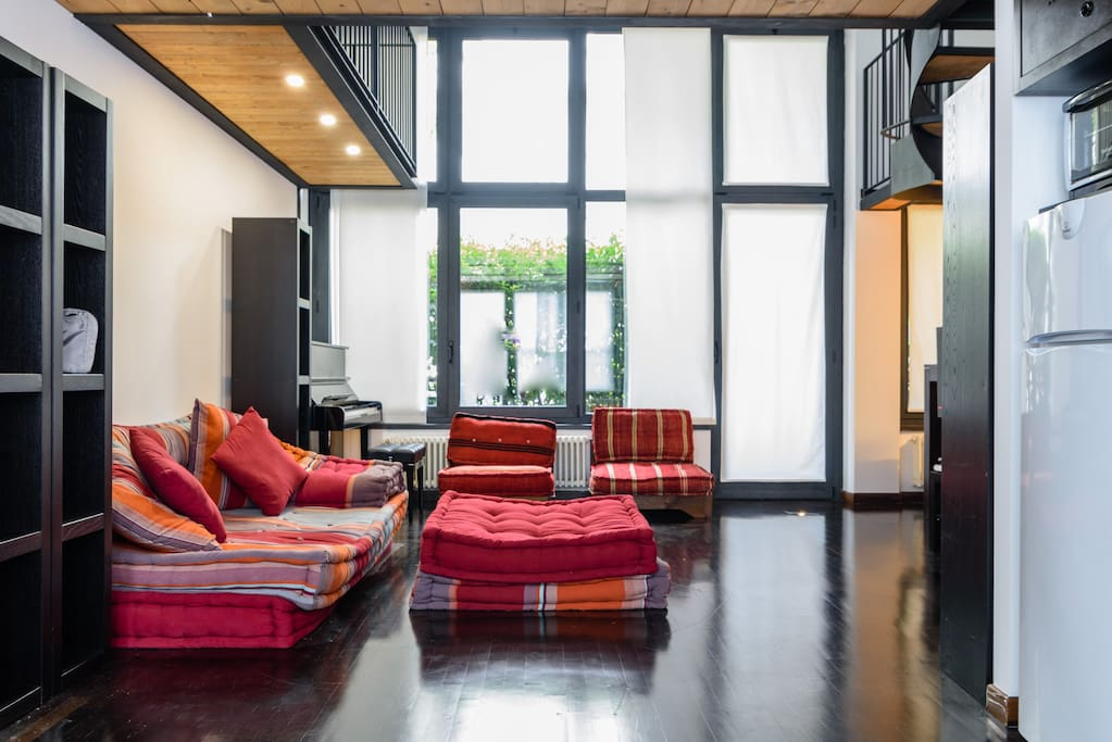 Loft a milano vicino fiera expo lofts for rent in milano for Cabine vicino a fairplay co