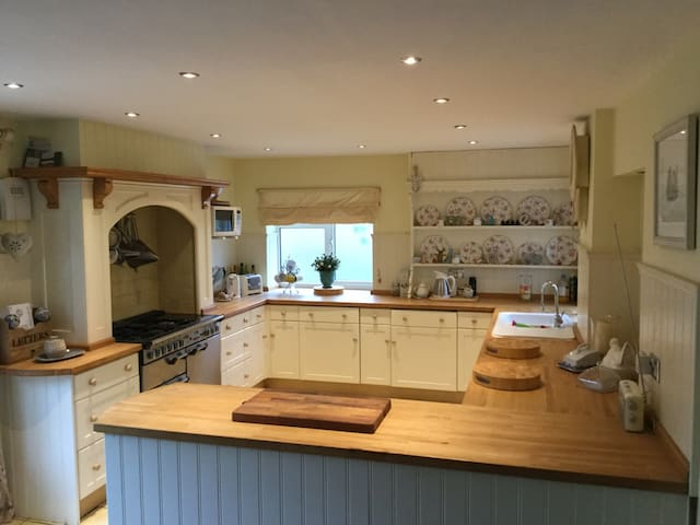 Beautiful barn conversion - Hardington Mandeville - Ev