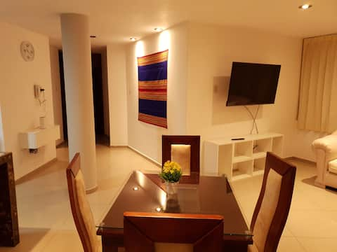 Hermoso Apartamento Elegante/Independiente