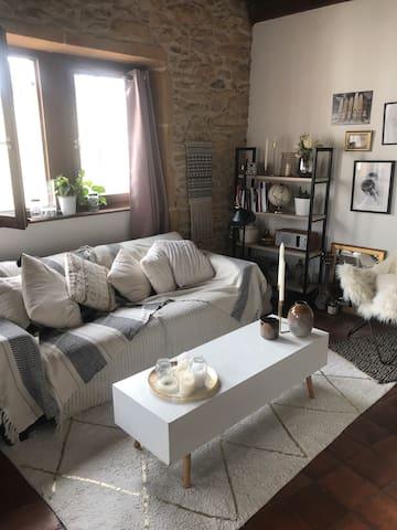 Joli studio au cœur du vieux Lyon